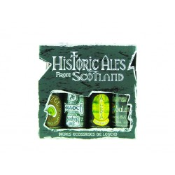 COFFRET HISTORIC ALES