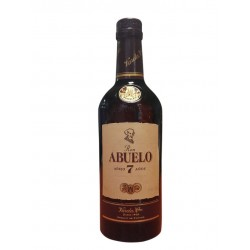 RON ABUELO 7 ANS 40° 70CL