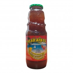 CARAIBOS STRAWBERRY DAIQUIRI 1L