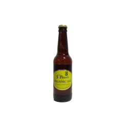 ST PETER ORGANIC ALE 33CL 4°5